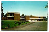 Hawks Nest Lodge near Ansted, WV Postcard *312