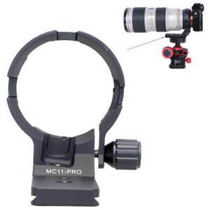 Stativschelle Stativring Objektiv für Canon EF-E Sigma MC-11 Mount Konverter