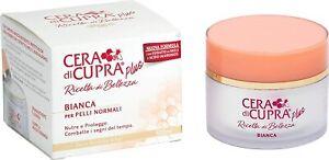 Cera di Cupra Bianca/White 100ml Normal Skin *New formula with hyaluronic acid**