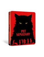 Pet Sematary (2019) Limited Edition Steelbook Blu Ray