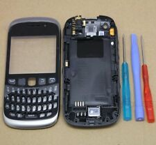 OEM Black Full Housing Cover Case For Blackberry Curve 9320 Fascia Faceplate New