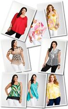 Wholesale LOT 100 Women clothing Tops Blouses Dresses Bikinis Apparel XL 2XL 3XL