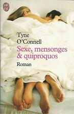 TYNE O' CONNELL SEXE,MENSONGES & QUIPROQUOS