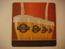 Beer Brewery Coaster ~ TAP HOUSE Grill, Seattle & Bellevue, WASHINGTON; 160 Taps