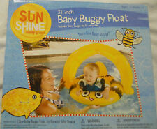 NEW My Sun Shine Baby Buggy Float Swimming Pool Water Sports 31 in. Ages 1-2