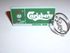 2008 UEFA European Football Championship Austria/Switzerland Carlsberg Keychain