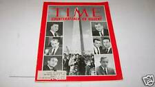 NOV 21 1969 TIME MAGAZINE - COUNTERATTACK DISSENT