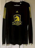 Adidas Running Climalite *2018 Boston Half Marathon* Long Sleeve Shirt Mens XL