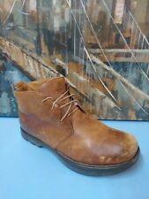 EARTH CONCORD BROWN MENS BOOTS SIZE MENS 10.5  WOMENS 13