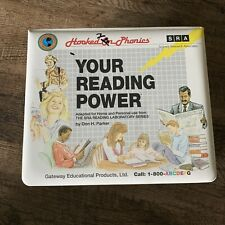 Hooked On Phonics Cassette Sra Your Reading Power Set/Home Schooling. Education