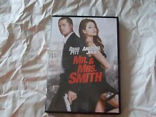 Mr. and Mrs. Smith (DVD, 2005) Brad Pitt, Angelina Jolie