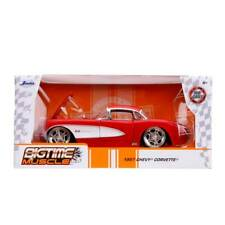 Bigtime Muscle Series: 1957 Chevy Corvette 1/24 Scale