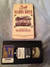 Belle and the Glory Boys: The Making of 'Memphis Belle' (1990) - VHS Video Tape