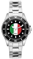 KIESENBERG Uhr - Italien Italy Geschenk Artikel Idee Fan 20914
