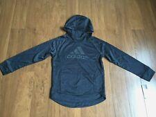 New Adidas Girls' Pullover Sweatshirt Black AA4543 Size Large (14)