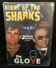 Night Of The Sharks / The Glove New Dvd