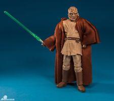 """Toys R/'Us exclu Star Wars Hasbro 3,75/"""": Que-Marc Redath Jedi Rare! Geonosis"""