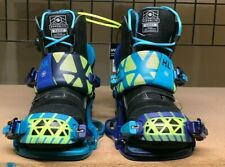 HYPERLITE SYSTEM MAREK BOOTS (USED) WITH (MISMATCHED) SYSTEM WAKEBOARD BINDINGS