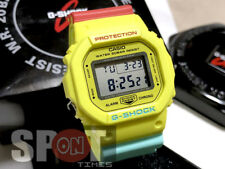 Casio G-Shock Rasta Colors Men's Watch DW-5600CMA-9