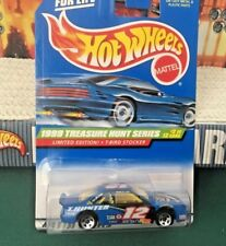 Hot Wheels T Bird Stocker 1999 TREASURE HUNT Nascar Thundebird Ford T Hunter NMC