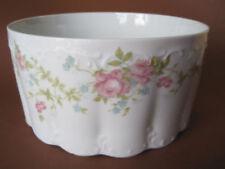 Zeitgenössisches Rosenthal-Porzellan mit Blumen-aus