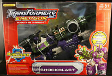 Hasbro Transformers Energon Command Class Shockblast Shockwave Triple Changer