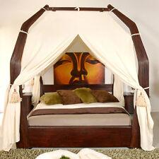 Himmelbett luxus  Himmelbetten 140cm x 200cm | eBay