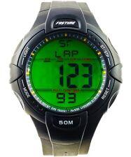 Fastime SW6R Sports Wrist Watch / Stopwatch Jumbo Digits - Free Shipping from UK