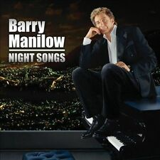 BARRY MANILOW - NIGHT SONGS  (2014 STILETTO ENTERTAINMENT CD)