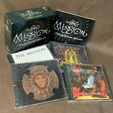THE MISSION Magnificent Piece JAPAN 4CD PHCR-3165~68 w/ BOOKLET 2 discs sealed
