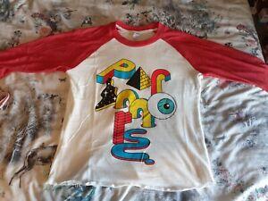 Paramore Very Rare T Shirt Size Medium After Laughter Uk Tour unisex