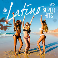 CD Latino super Hits Von Various Artists 2cds