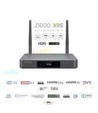 ZIDOO X9S Mini PC con Android Zidoo Original 4K / 3D 2GB RAM 16GB Bluetooth 4.0