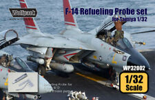 Wolfpack WP32002, F-14 Tomcat Refueling Probe set (for Tamiya 1/32) , SCALE 1/32
