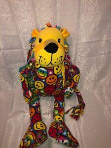 "VGUC- 26"" Beeposh Large Lizzy Lion Plush by Melissa & Doug"