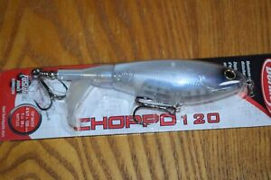 Berkley Choppo 120 Topwater Fishing Lure  (Ghost White) NIP