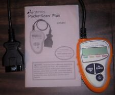 Actron Cp9410 Pocket Scan Plus Used But in Like New Condition