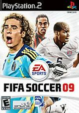 FIFA Soccer 09 NEW factory sealed PS2 Sony PlayStation 2