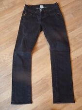 mens TRUE RELIGION logan big T jeans - size 30/33 great condition