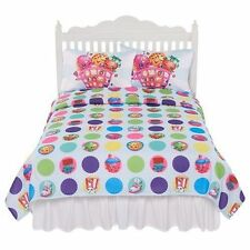 Shopkins Twin Sheet Set - SUPER SOFT MICROFIBER
