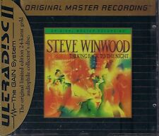 Winwood, Steve Talking back to the Night MFSL ORO CD NUOVO OVP SEALED con J-CARD