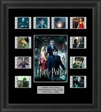 Harry Potter Deathly Hallows Part 1 Framed 35mm Film Cell Memorabilia v1