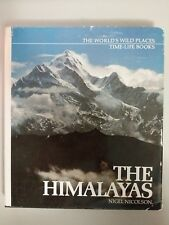 The Himalayas The World's Wild Places Time Life Books 1975 Hardcover Book