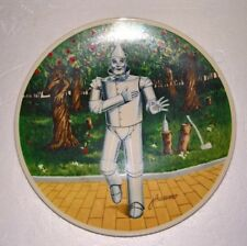 """Wizard of Oz Collection """"If I Only Had a Heart"""" Knowles Plate"""