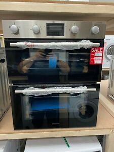 Hisense BID75211XUK Built Under Electric Double Oven - Stainless Steel - A/A