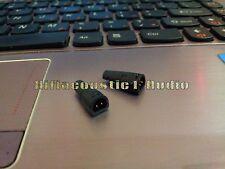 NO009 1Set Sennheiser ie8 ie80 Cable Plug DIY pin connector Gold L+R