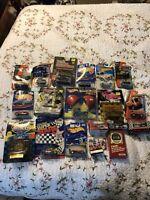 New Matchbox NASCAR Die Cast Car Lot Dale Earnhardt Sr Winston Cup Watch Mustang