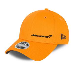 McLaren Essentials Logo Cap Orange