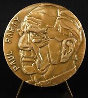 Medal Composer Chief Orchestra Paul Paray Carrega Treport Composer Medal