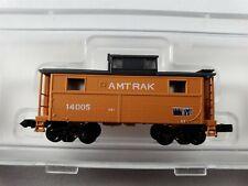 Bowser N Scale Amtrak N5 Orange Caboose #14005